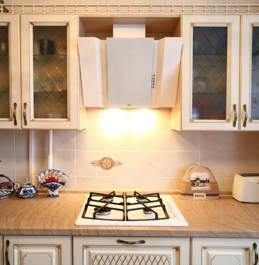 -Кухня из пластика «Модель 135»-фото17