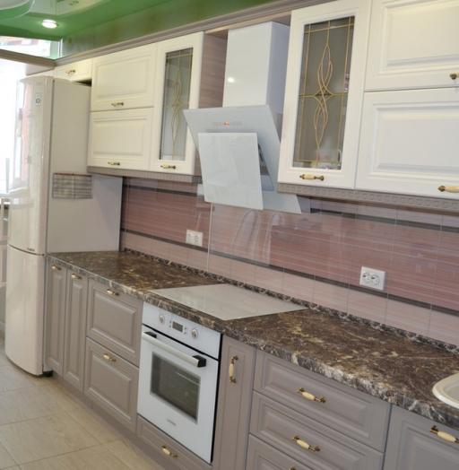 -Кухня МДФ в ПВХ «Модель 178»-фото25