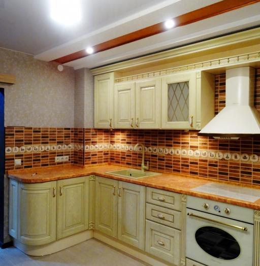 -Кухня МДФ в эмали «Модель 301»-фото16