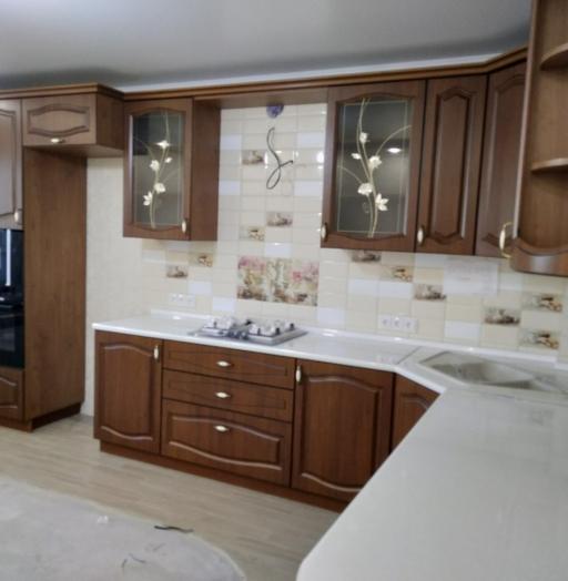 -Кухня МДФ в ПВХ «Модель 527»-фото10