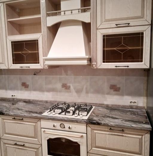 -Кухня МДФ в ПВХ «Модель 547»-фото11
