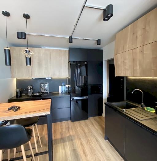 -Кухня МДФ в эмали «Модель 589»-фото27