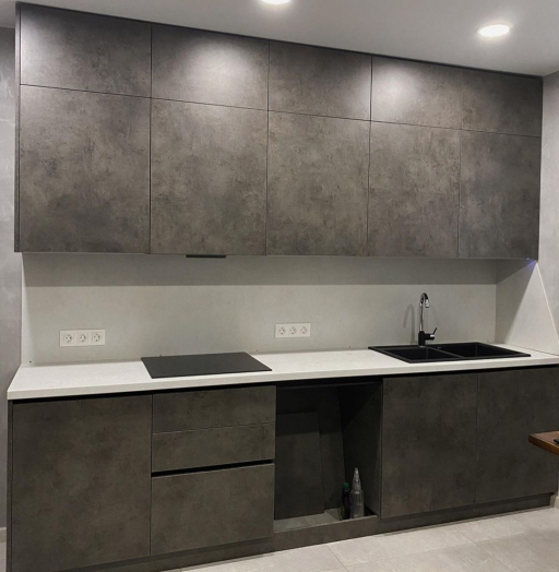 Купить кухню-Кухня из пластика «Модель 622»-фото3